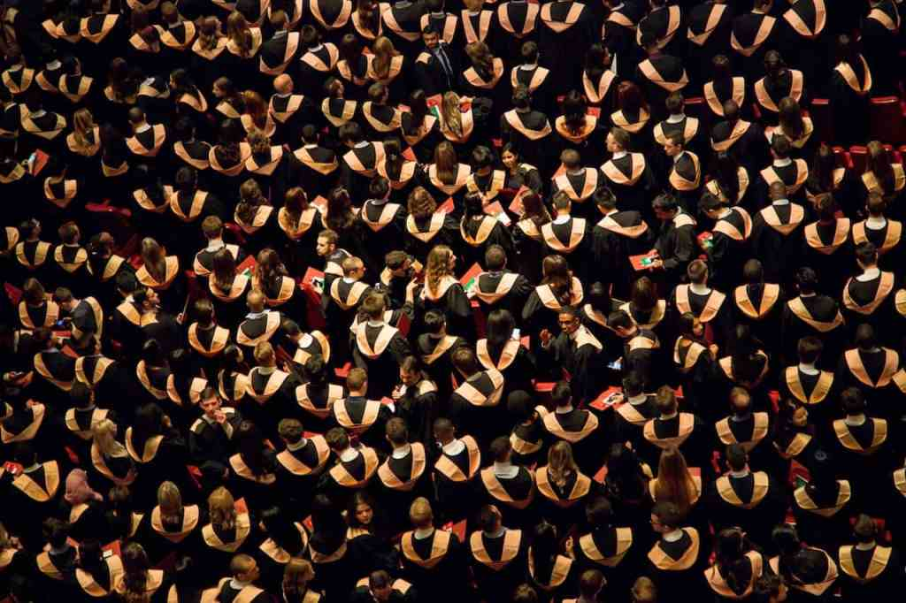 Graduation College Students University