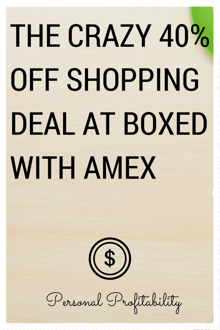 Stacking rewards and discounts can lead to massive savings, like how I saved 40% shopping at Boxed with multiple coupons and deals for one purchase.