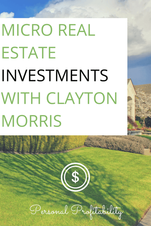 Where I live, $40,000 doesn't even come close to a down payment. But Clayton Morris learned early in his career that real estate investing doesn't require millions of dollars, or even six figures. Clayton found that there are many parts of the country where $40,000 is enough to buy a home in cash. After a small investment, it can turn into a cash flow machine! Learn more in this week's episode.