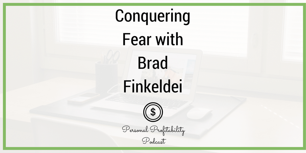 """Brad Finkeldei wasn't always known as """"The Rubber Chicken Guy."""" Learn how to overcome fears and break free of the cubicle in this week's awesome episode."""
