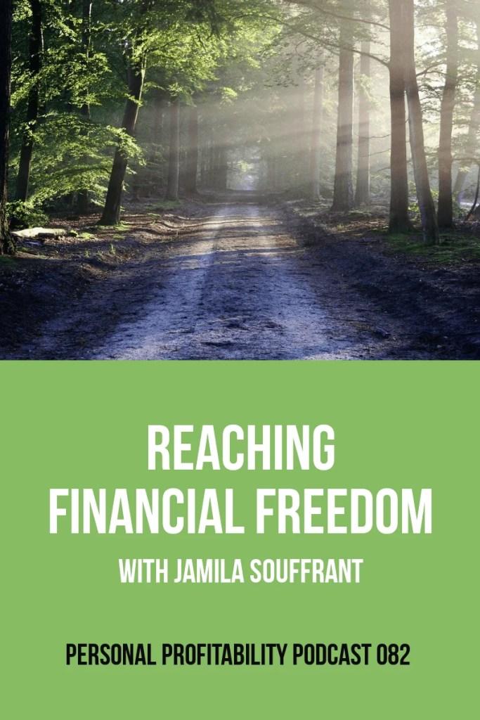 How to reach financial freedom- PersonalProfitability.com