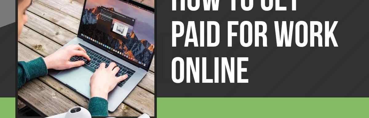 PPP111: How to Get Paid for Work Online