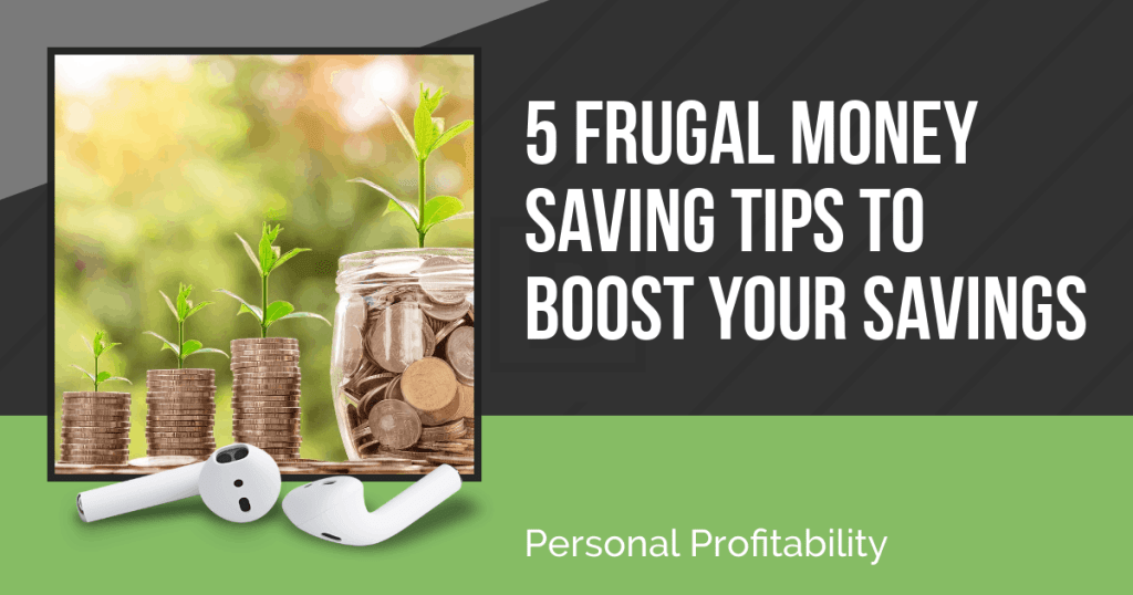 Finding it hard to get your budget together and pay off debt? Sandy Smith gives us some actionable, frugal tips on how to boost your savings!