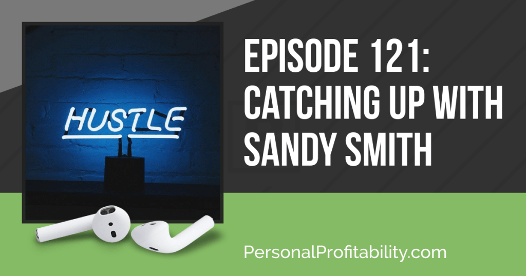 In this episode, we catch up with Sandy Smith about her life, her businesses, her site Yes I Am Cheap, and her community of side hustlers!
