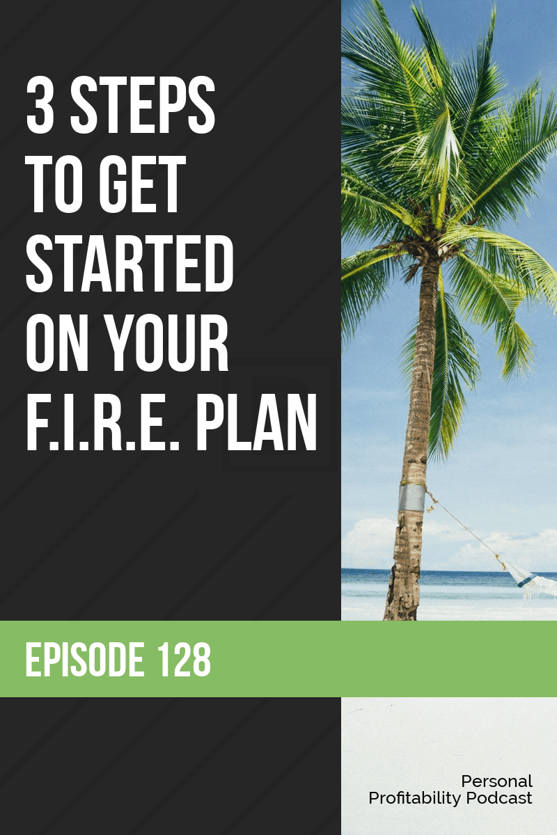 Sean Merron talks to us about being financially independent and retiring early in his 30s! He gives us some great tips on starting your own FIRE plan! #FIRE #retireearly #financialindependence #personalprofitability #personal finance