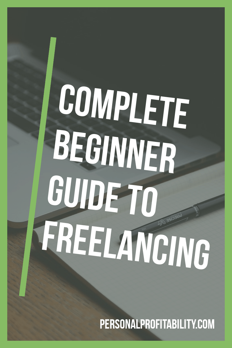 How to start freelancing! This beginner guide contains tips to start your small business, improve your skills, find your first client, and raise your rates freelancing. #freelance #smallbusiness