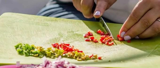 cooking in guyana