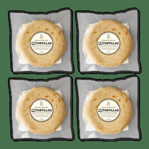 PR Tortilla Bundle - Almond Flour Tortillas