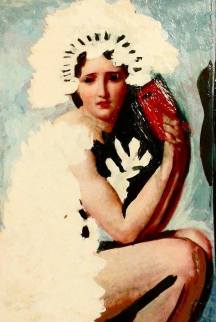 Elvezia Allari, Les Nus Rhabille's - TINA
