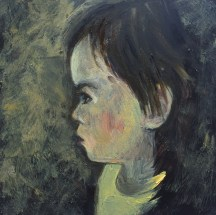Marenka Gabeler, Portrait of a Boy - LG