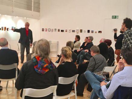 The Artsists' Talk