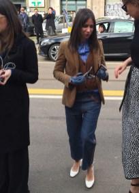 Наталья Голденберг, стильный байер ЦУМ Москва. Ее выбор представлен на отдельном этаже одного из самых модных московских магазинов