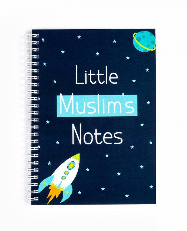 Little Muslim's Notebook