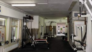 Interieur Personal Training Academy