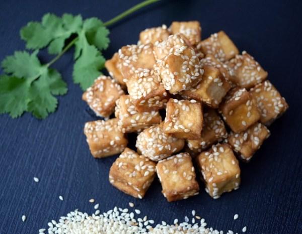Tjap Tjoy met tofu en taugé