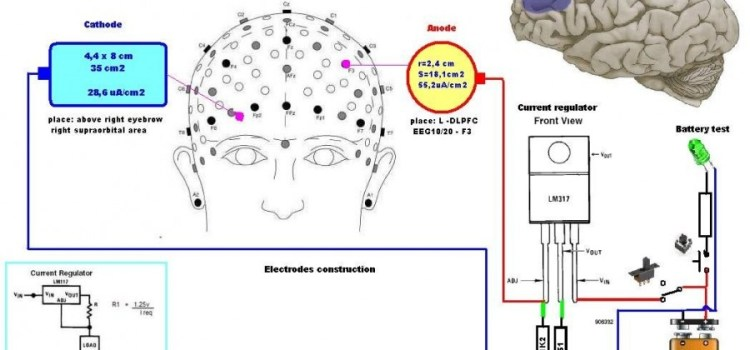 tDCS (Transcranial direct-current stimulation) nos hace más inteligentes, la última frontera de la inteligencia