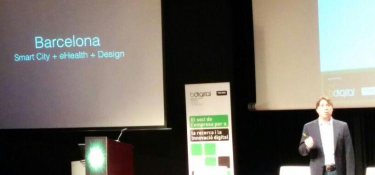 Paul Walborsky, Barcelona: Smart City & eHealth & Design