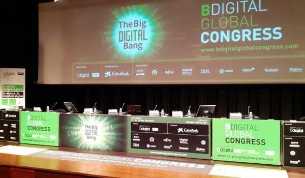 Congreso BDIGITAL: Big Data, Impresión 3D, Privacidad y Maleantes.