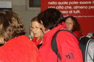 Donne in rosso