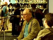 con Luca Verdone, GB EditoriA