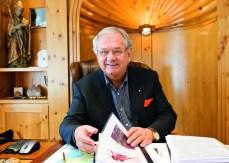 Herrn KR Ing. Wilhelm Ehrlich, Geschäftsführer der Sportalm GmbH