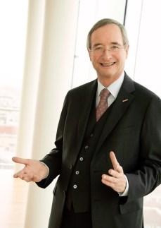 Dr. Christoph Leitl, Präsident der Wirtschaftskammer Österreich