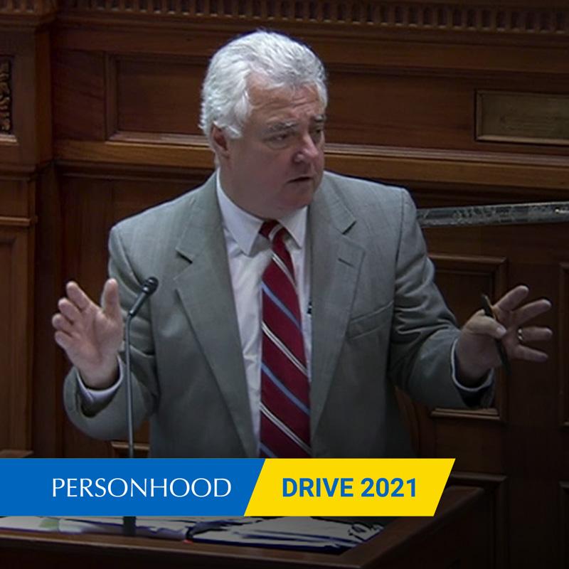 Pro-Life Surrenderer Senator Larry Grooms