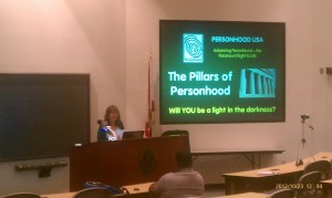 Pillars of Personhood Classroom Training