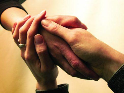 Personlig Omsorg - en å holde i hånda