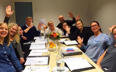 ICA Supermarket i Alingsås satsar på mental coaching