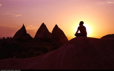 Hälsofrämjande effekter av meditation