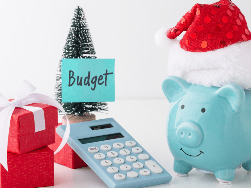 holiday budget how to