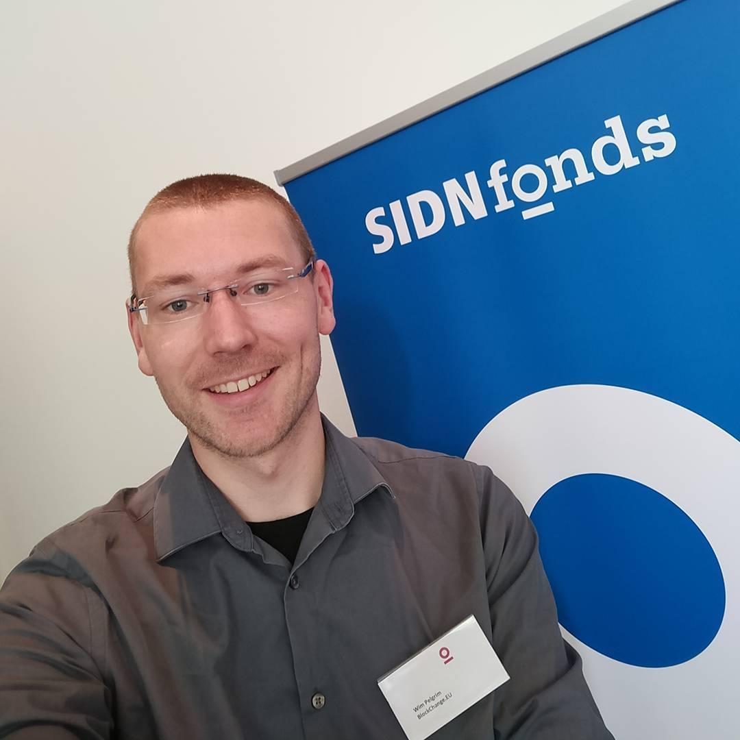 Bij de eerste bijeenkomst van de #blockchain initiatieven van het @sidnfonds