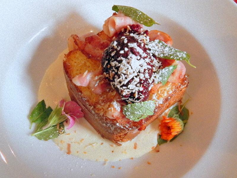 French toast, una delle colazioni tipiche