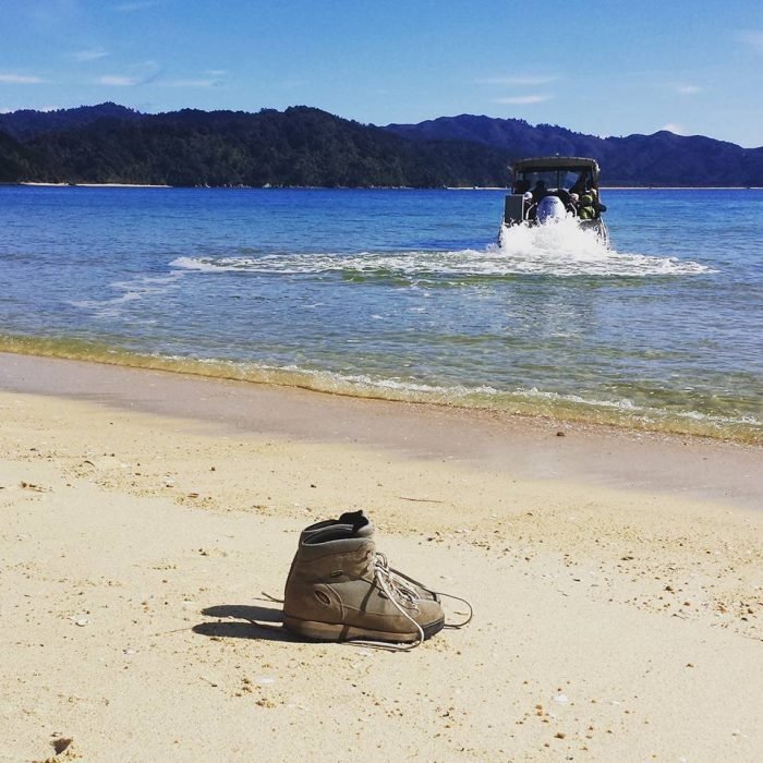 Nuova Zelanda a settembre: l'Abel Tasman