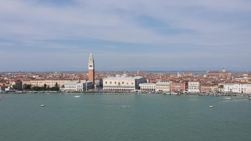 Venezia vista dal campanile di San Giorgio