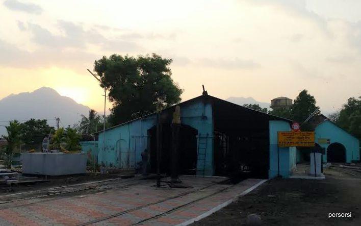 La stazione di Mettupalayam