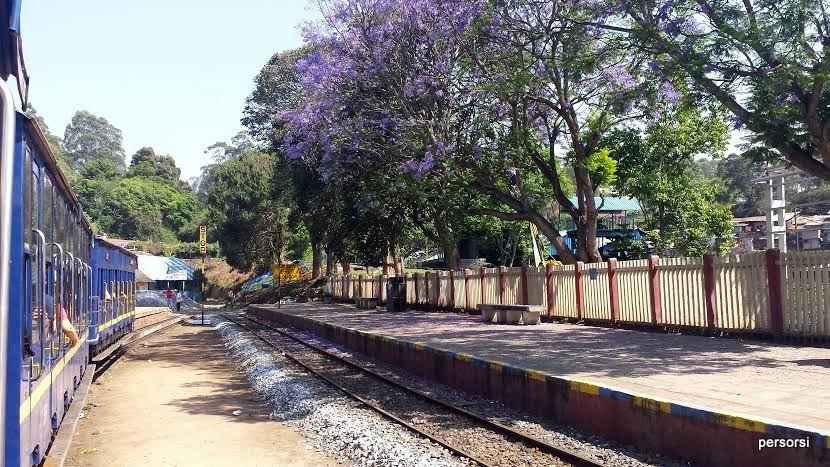 La stazione di Conoor