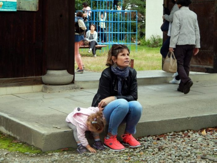 Giappone con i bambini: Takayama
