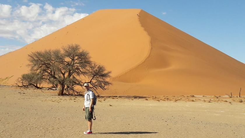 Viaggio in Namibia: Sossusvlei