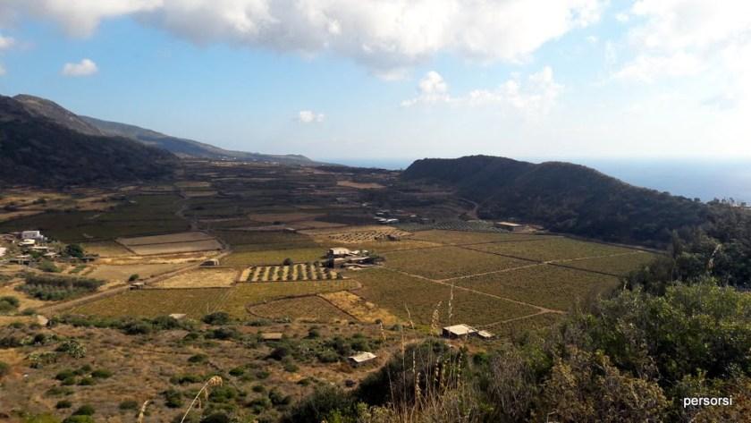 La bellissima zona di Monastero, a Pantelleria
