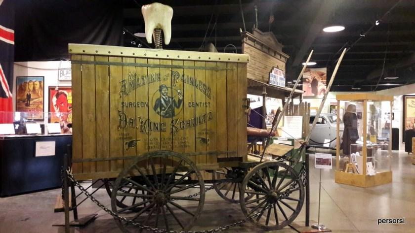Il carro di Django