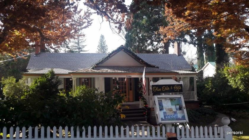 La sede della cantina Bella Grace, a Sutter Creek