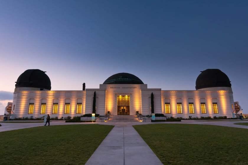 Osservatorio Griffith, di Frank Steele