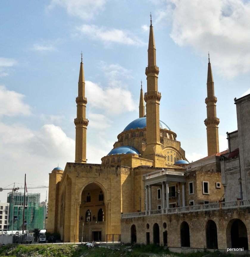 La moschea Mohammed-al-amin