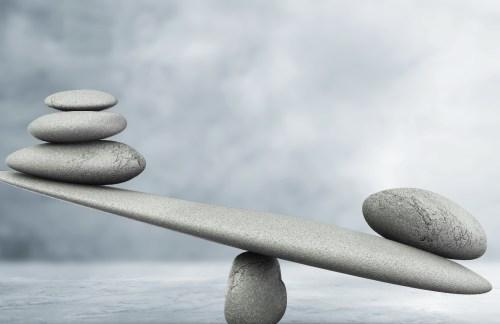 Nueva forma de vida: desequilibrio constante