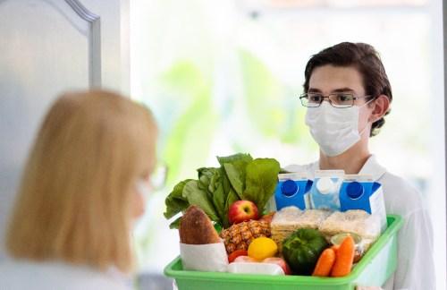 Seguridad, salud y comercio electrónico, tendencias del sector de alimentación y bebidas