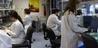 Laboratorio de TEST de DAS Photonic