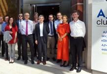 Primera reunión del Board de SMART el pasado mes septiembre en San Sebastián