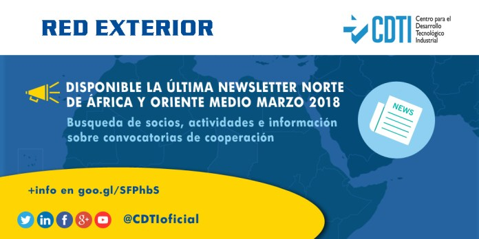 Newsletter Norte África y Oriente Medio